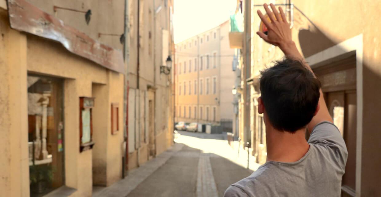 L'homme de la rue par le collectif A/R