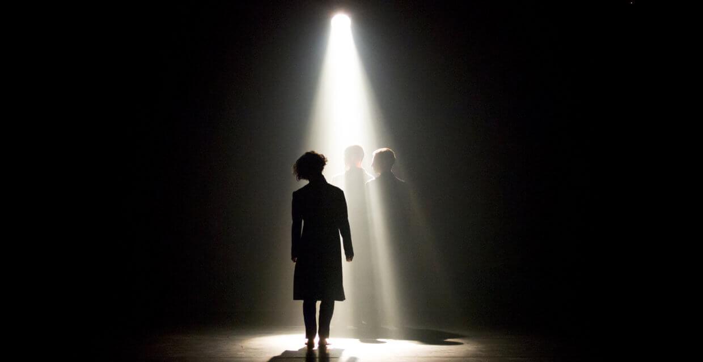 La chute des anges par la compagnie l'Oublié(e) - Raphaëlle Boitel