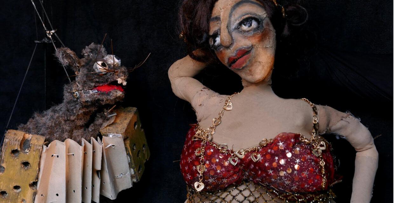 Aman' Aman' par la compagnie Tête dans le sac - Marionnettes