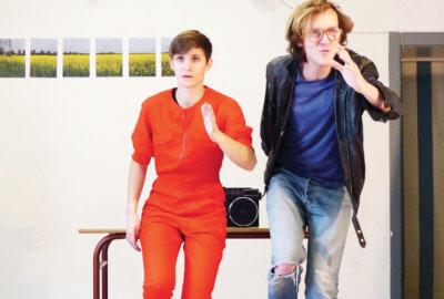 The Lulu Projekt par la compagnie Ring Théâtre
