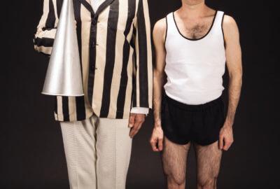 Le duo Patrice Thibaud et Philippe Leygnac dans Fair-Play