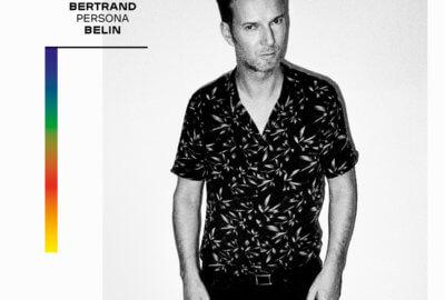 Couverture de l'album Persona de Bertrand Belin