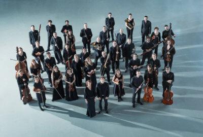 L'orchestre du Geneva Camerata