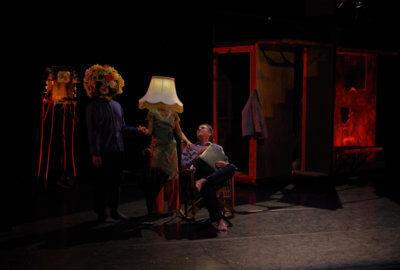 Les danseurs de la compagnie Arcosm dans Sens