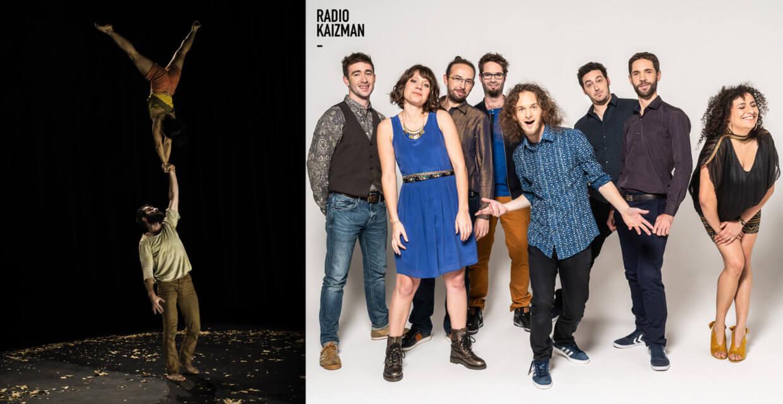Compagnie Libertivore et Radio Kaizman pour la présentation de la saison 2019-2020 du Théâtre de Bourg-en-Bresse