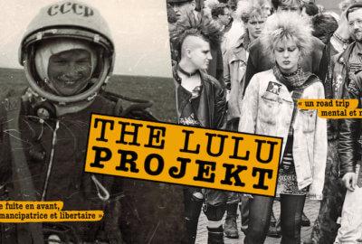 Affiche de la pièce The Lulu Projekt par le Ring Théâtre