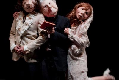 André, Dorine et leur fils