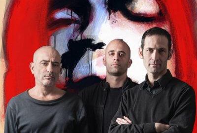 Marc Nammour, chanteur de la Canaille, Serge Teyssot-Gay, ex-guitariste de Noir Désir et Cyril Bilbeaud à la batterie, mettent en voix et en musique les textes d'Aimé Césaire