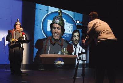 Les comédiens de la compagnie Cassandre racontent les 38 jours qui ont précédé la Première guerre mondiale